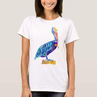 Camiseta Pelicano
