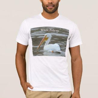 Camiseta Pelicano B0015 branco