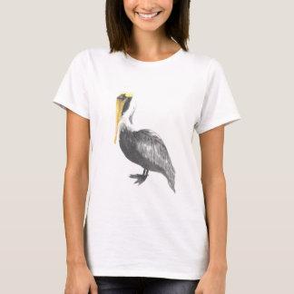 Camiseta Pelicano de Brown
