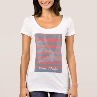 Camiseta Pelicanos de Pamlico
