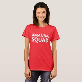 Camiseta Pelotão de Amanda