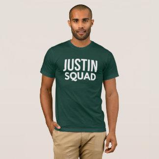 Camiseta Pelotão de Justin