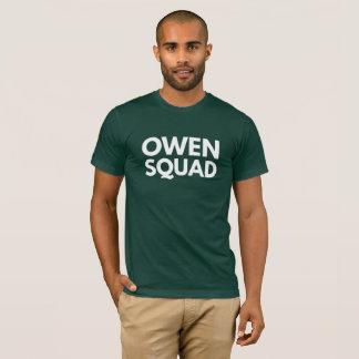 Camiseta Pelotão de Owen
