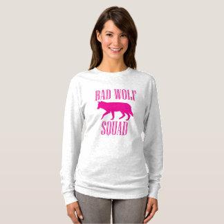Camiseta Pelotão mau do lobo