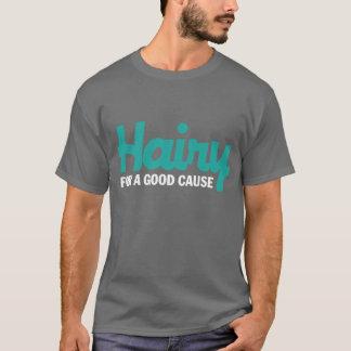 Camiseta Peludo para um bom t-shirt da causa