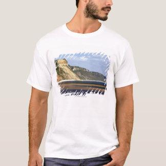 Camiseta Penhascos ao longo da costa jurássico