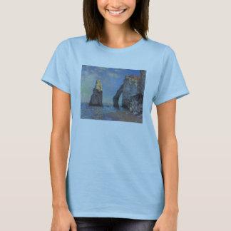 Camiseta Penhascos de Monet_The em Etretat