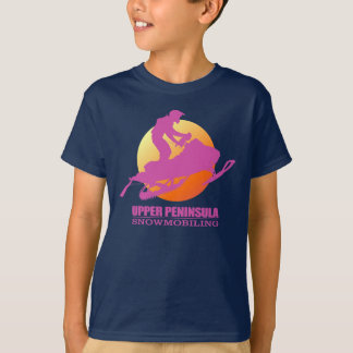 Camiseta Península superior (manutenção programada) 2