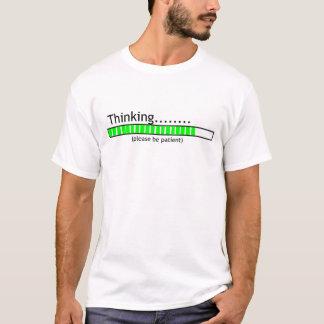 Camiseta Pensamento ......