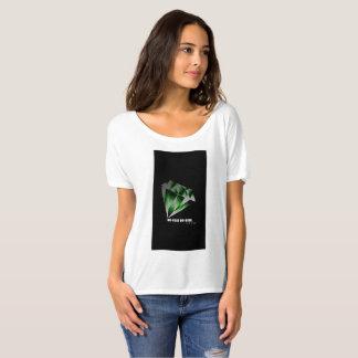 Camiseta Pensamento 3F NENHUMA DOR NENHUM GANHO