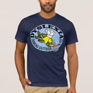 Camiseta Pensamento Sparky dos peixes do cozinheiro chefe