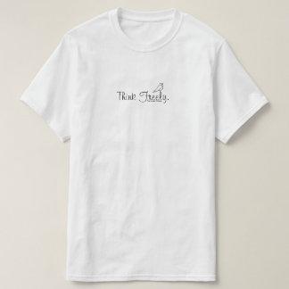 Camiseta Pense livremente