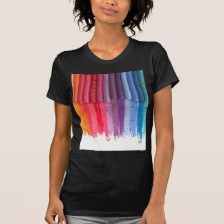 Camiseta pense na cor