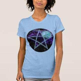 Camiseta Pentagram da terra