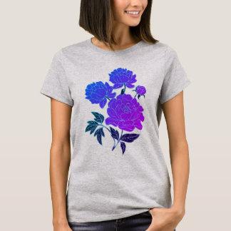 Camiseta Peônias #3