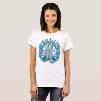 Camiseta Pequena associação Ramírez de Califórnia