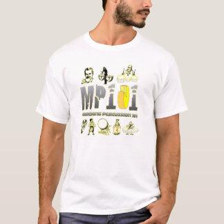 Camiseta Percussão de marcha 101 (MP101)