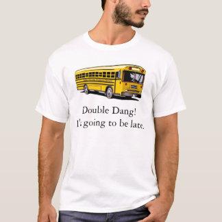 Camiseta Perdeu o ônibus