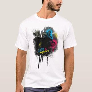 Camiseta Perdido em minha imaginação
