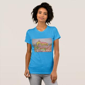 Camiseta Peregrinação de Aruba
