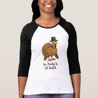 Camiseta Peregrino engraçado das citações de Turquia da