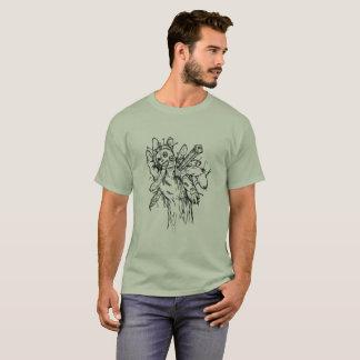 Camiseta Perfurado