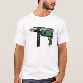 Camiseta perfurador de série