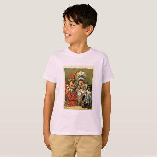 Camiseta Perfurador do vintage e fantoches de Judy