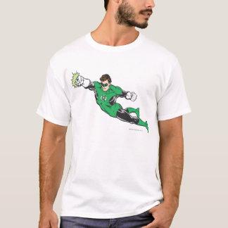 Camiseta Perfuradores verdes da lanterna