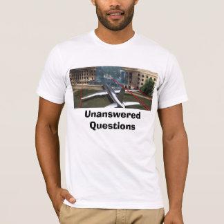 Camiseta Perguntas não respondidas