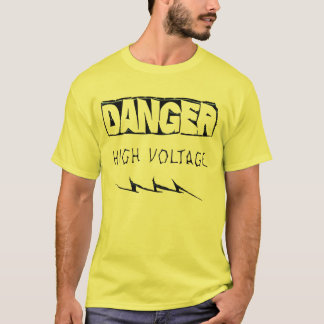 Camiseta Perigo