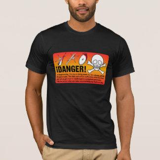 Camiseta PERIGO do ¡!