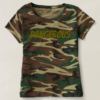 Camiseta Perigoso