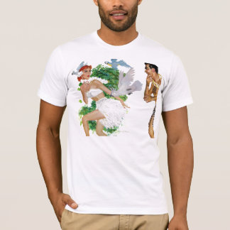 Camiseta Período das ilhas