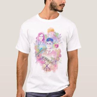 Camiseta Período | Harry, Hermione, & Ron Waterc de Harry