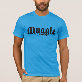 Camiseta Período | Muggle de Harry Potter