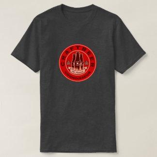 Camiseta Perito da cerveja do artesanato - vermelho