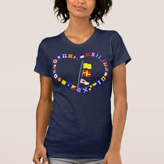 Camiseta Permissão do pedido colocar ao lado do t-shirt do