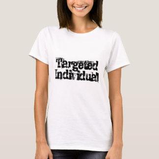 Camiseta Perseguição eletrônica (TI) individual visada