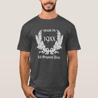 Camiseta Personalize feito dentro - todas as peças