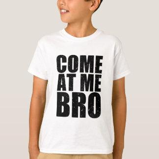 Camiseta Personalize o seu vindo em mim Bro