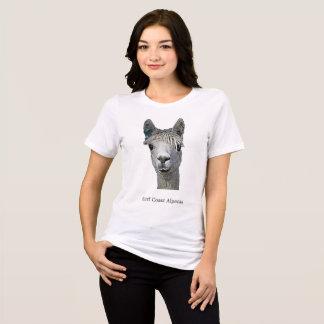 Camiseta Personalize sua alpaca