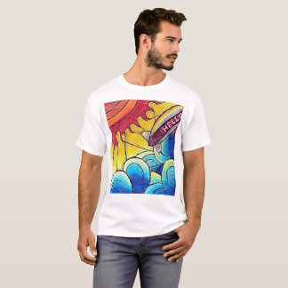 Camiseta Perto de The Sun T-shirt2