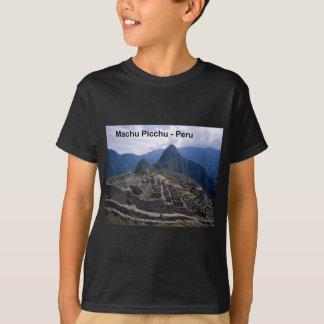 Camiseta Peru as ruínas de Machu Picchu (St.K.)