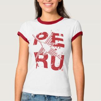 Camiseta PERU Nazca - etiqueta InKa1821