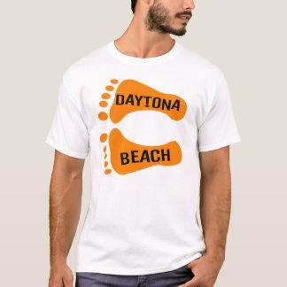 Camiseta Pés desencapados de Daytona Beach
