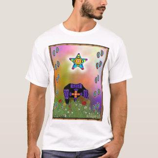 Camiseta Pés do urso