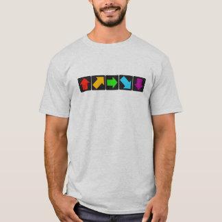 Camiseta PES pro Evo que ganha onze setas