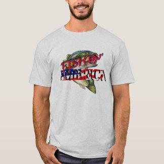 Camiseta Pesca América