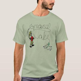 Camiseta Pesca de lago grande